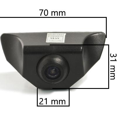 Универсальная камера переднего вида CCD