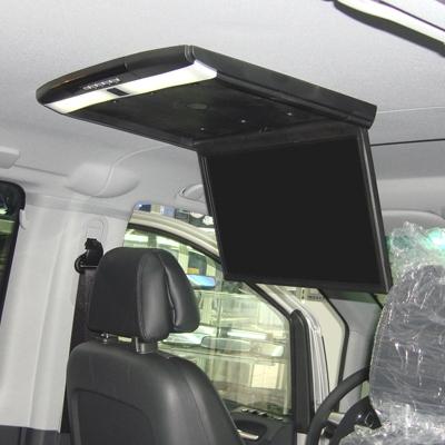"""Монитор потолочный PLV-RMON-15,6"""" HD LCD HDMI"""
