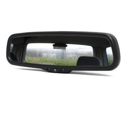"""Зеркало заднего вида с функцией автозатемнения и встроенным монитором 4.3"""" AVIS"""