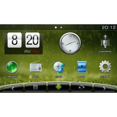 Штатное головное устройство Trinity Android для Toyota Prado 150
