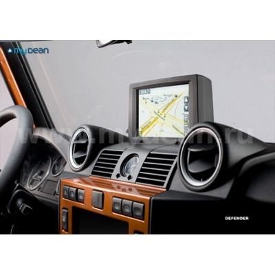 Блок навигации MyDean для установки в Land Rover Defender