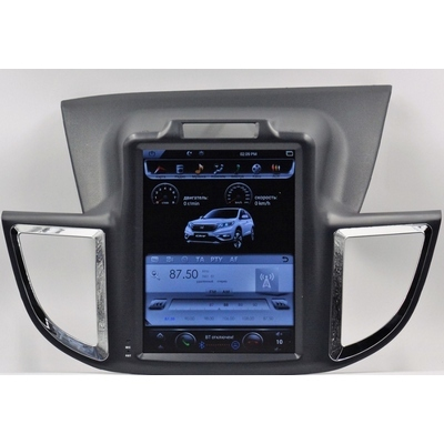 Tesla-CRV
