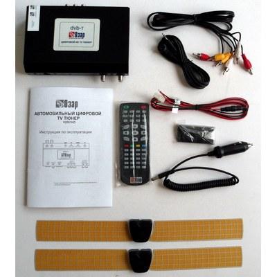Цифровой TV-тюнер Озар V2001HD